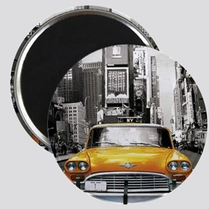 I LOVE NYC - New York Taxi Magnet