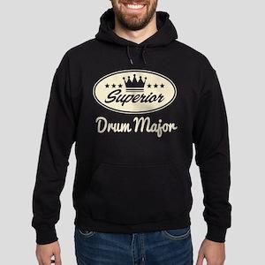 Superior Drum Major Hoodie (dark)