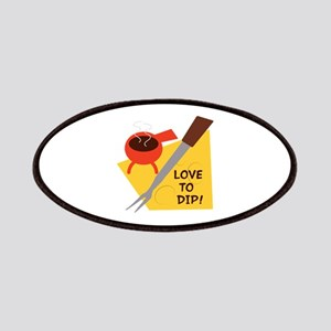 Love To Dip Patches