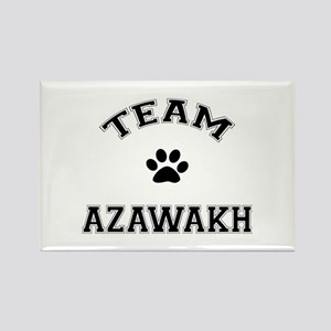 Team Azawakh Rectangle Magnet