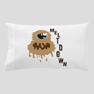 Meltdown Monster Pillow Case
