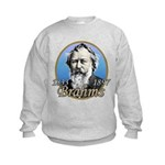 Johannes Brahms Kids Sweatshirt