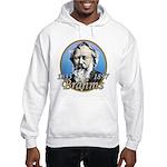 Johannes Brahms Hooded Sweatshirt