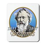 Johannes Brahms Mousepad