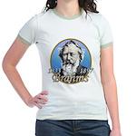 Johannes Brahms Jr. Ringer T-Shirt
