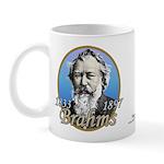 Johannes Brahms Mug