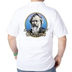 Johannes Brahms Golf Shirt