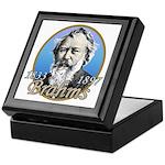 Johannes Brahms Keepsake Box