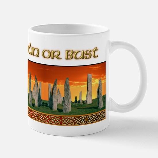 craig bust mug Mugs
