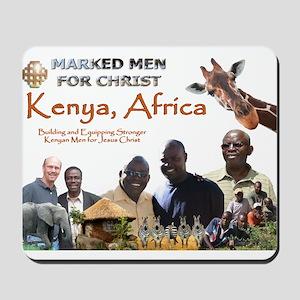 Love For Kenya MMFC Mousepad