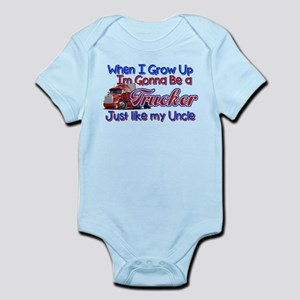 When I Grow Up... Uncle Infant Bodysuit