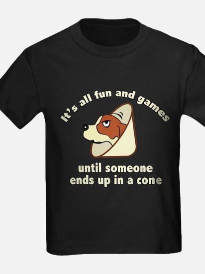 FunGamesCone1B T-Shirt