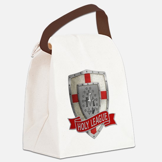 The Holy League Canvas Lunch Bag