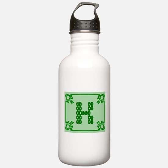 Unique Celtic k Water Bottle