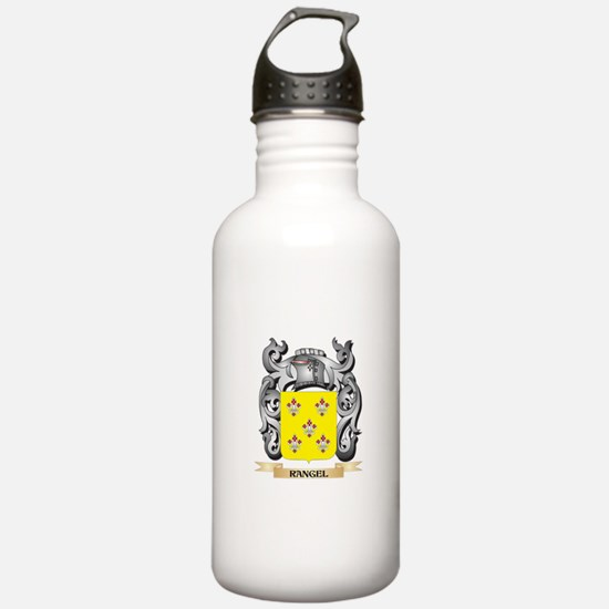 Rangel Coat of Arms - Water Bottle