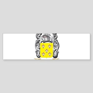 Rangel Coat of Arms - Family Crest Bumper Sticker