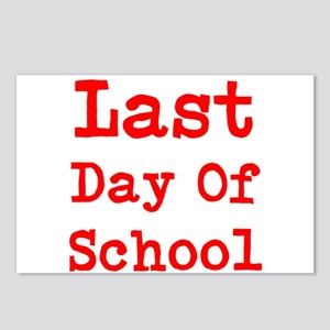 Last Day of School Postcards (Package of 8)