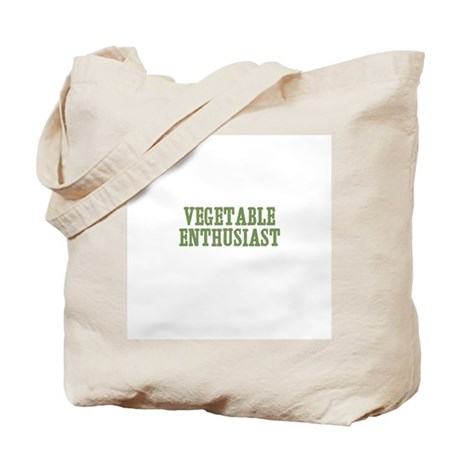 vegetable enthusiast Tote Bag