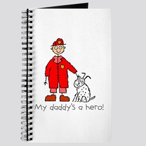 My Daddy's a Hero Journal