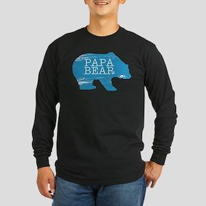 Papa Bear Long Sleeve T-Shirt