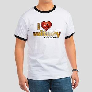 I Heart Witney Carson Ringer T-Shirt