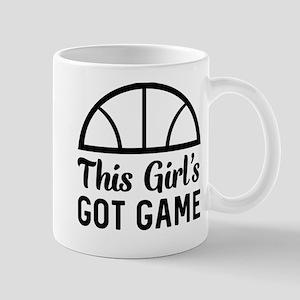 this girls got game Mugs
