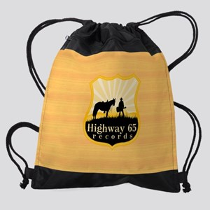Nashville TV Drawstring Bag