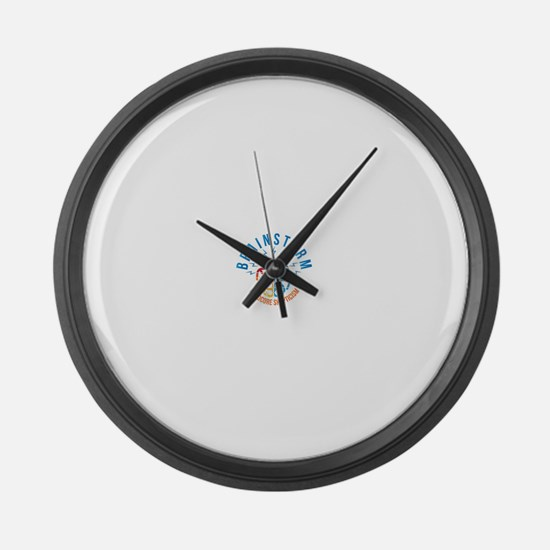 Unique Podcast Large Wall Clock