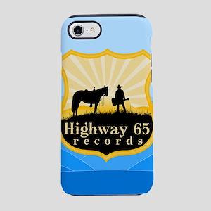 Nashville TV iPhone 7 Tough Case