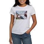 Creation - Australian Shep2 Women's T-Shirt