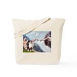 Creation - Australian Shep2 Tote Bag