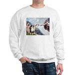 Creation - Australian Shep2 Sweatshirt