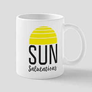 Sun Salutations Mugs