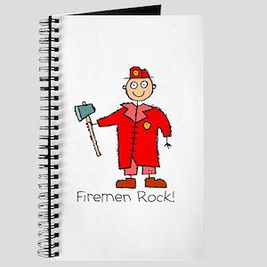 Firemen Rock Journal