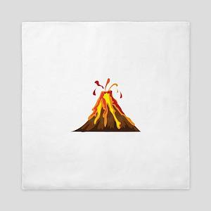 Volcano Queen Duvet
