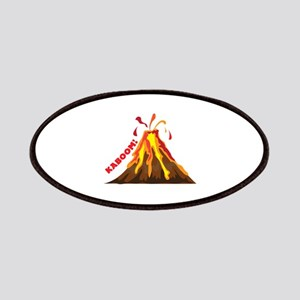 Volcano Kaboom Patches