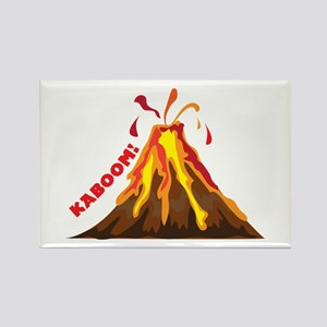 Volcano Kaboom Magnets
