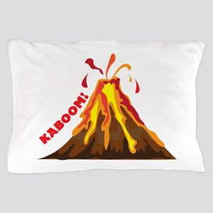 Volcano Kaboom Pillow Case