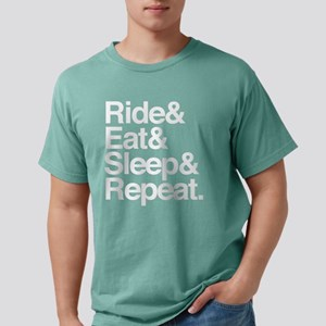 Ride Eat Sleep Repeat T-Shirt