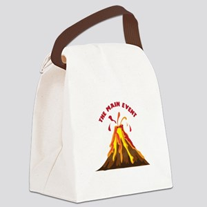 The Main Event Canvas Lunch Bag