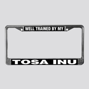 Well Trained By My Tosa Inu