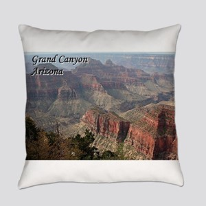 Grand Canyon, Arizona 2 (with capt Everyday Pillow