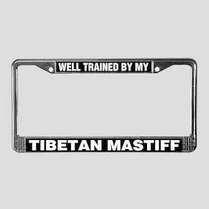 Well Trained By My Tibetan Mastiff