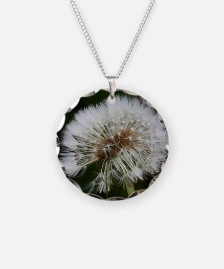 Cool Dandelion seeds blowing in the wind Necklace