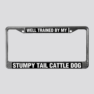 Well Trained By My Stumpy Tail Cattle Dog