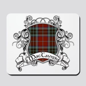 MacTavish Tartan Shield Mousepad