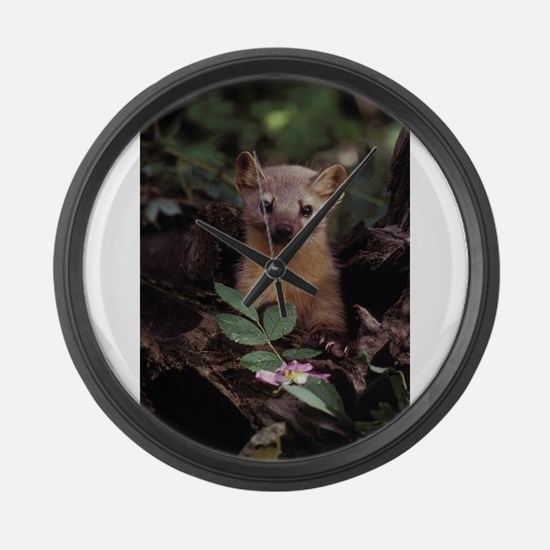Funny Claws Large Wall Clock