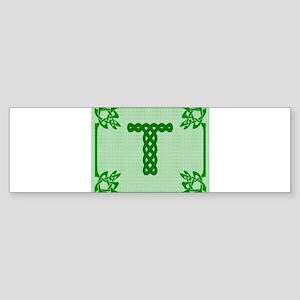 Celtic T Bumper Sticker