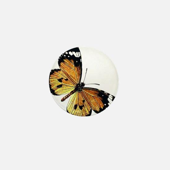 Cute Three letter Mini Button