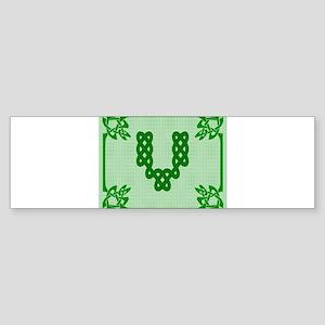 Celtic V Bumper Sticker